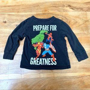 ❤️ Old Navy Superhero Long Sleeve Tee Shirt